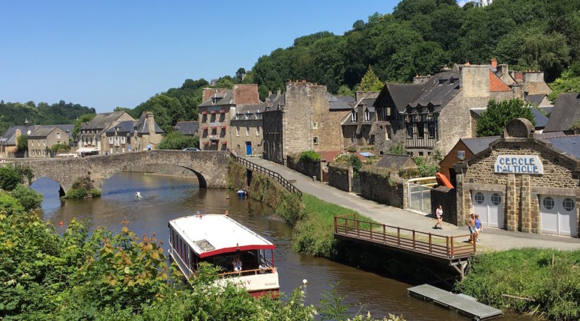 dinan-port-boat trips-available
