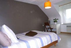 la ville des roches dbl bed holiday accommodation st jacut de la mer brittany france