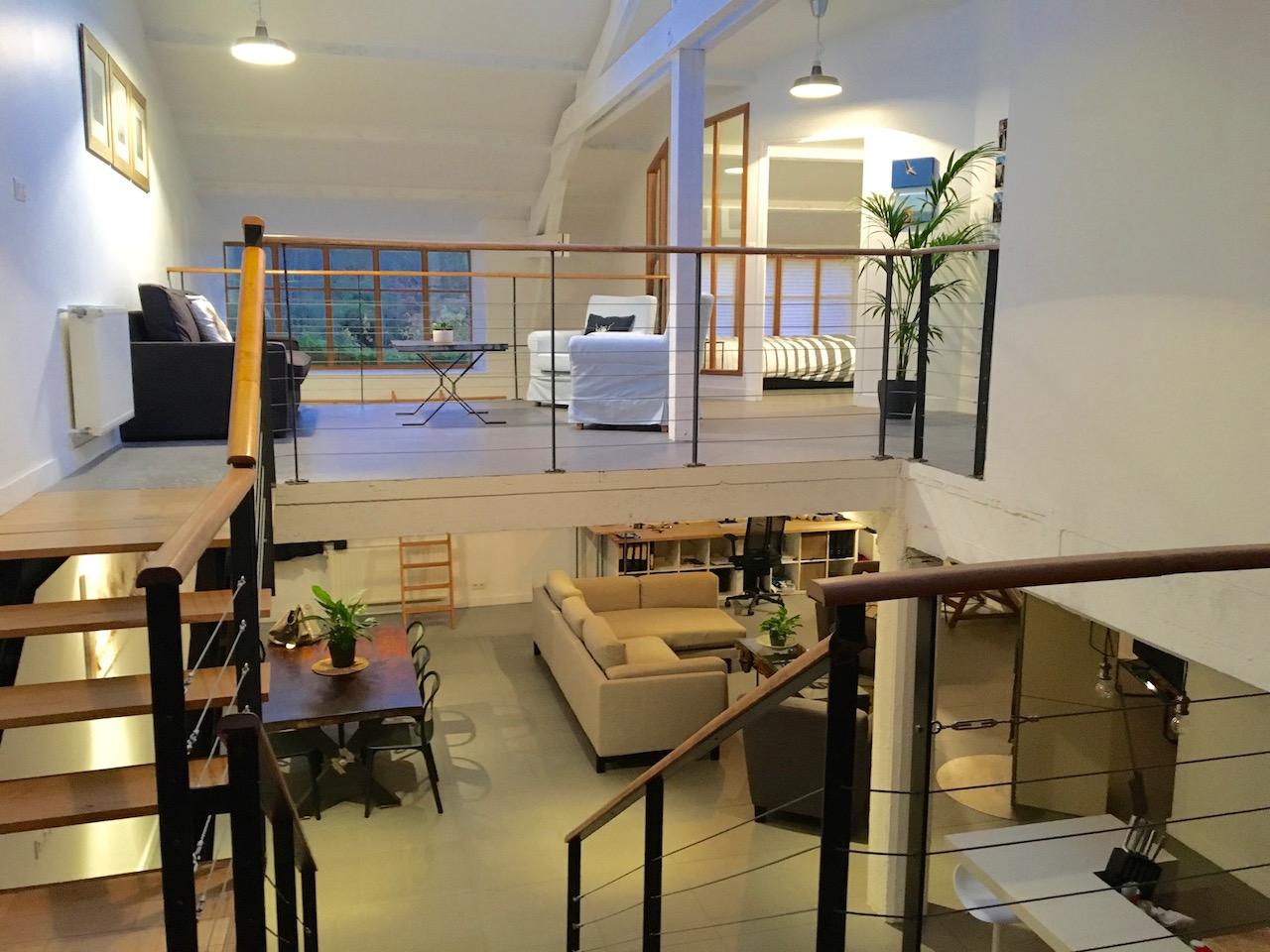 Riverside Loft – Léhon/Dinan